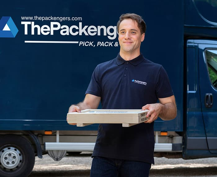 The Packengers, emballage sur-mesure et transport d'objets fragiles