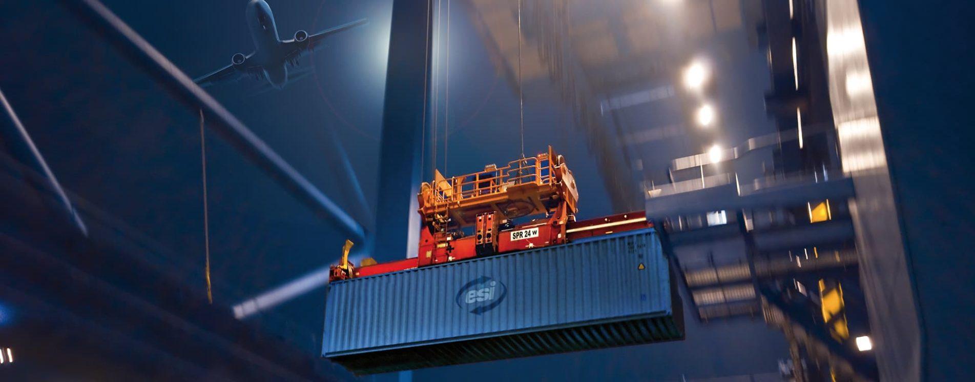Group ESI transportation & logistic worldwild